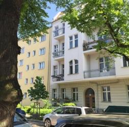 2 pièces non-occupé près de Schloßpark – idéal pour les primo-accédants