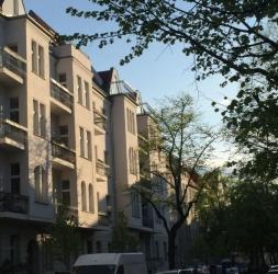 Charmant 3 Pièces à personnalier avec balcon à Pankow