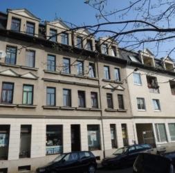 Bel immeuble d'habitations et de bureaux à Leipzig
