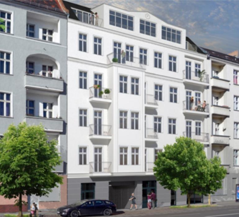 Sous les toits friedrichshain proche de ostkreuz appartement - Achat appartement berlin ...