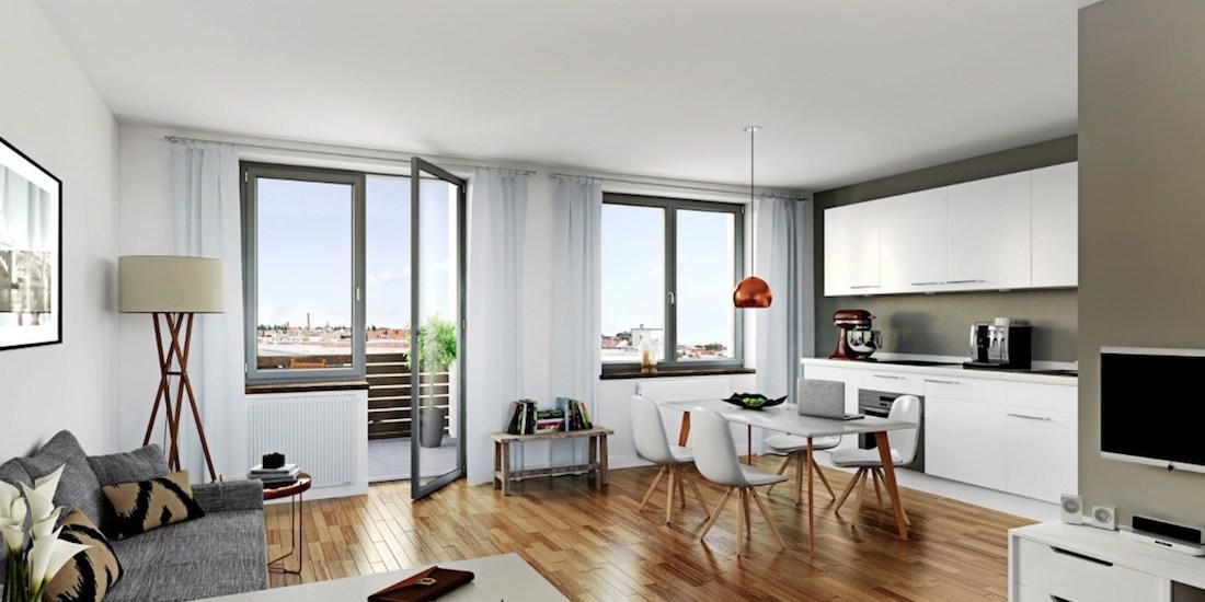Studios meubl s berlin mitte appartement - Achat appartement berlin ...