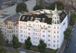 Penthouse sur mesure avec terrasses sur les toits de Kreuzberg