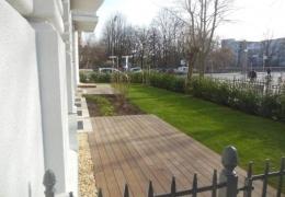5 pièces d'exception avec jardin et terrasse sur Paul-Lincke-Ufer