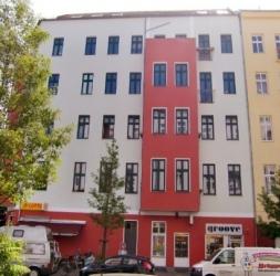 Bel immeuble d'angle Altbau en plein coeur de Kreuzberg