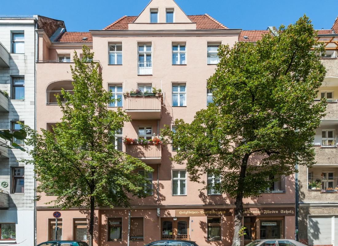 Opportunit unique altbau rare neuk lln appartement - Achat appartement berlin ...