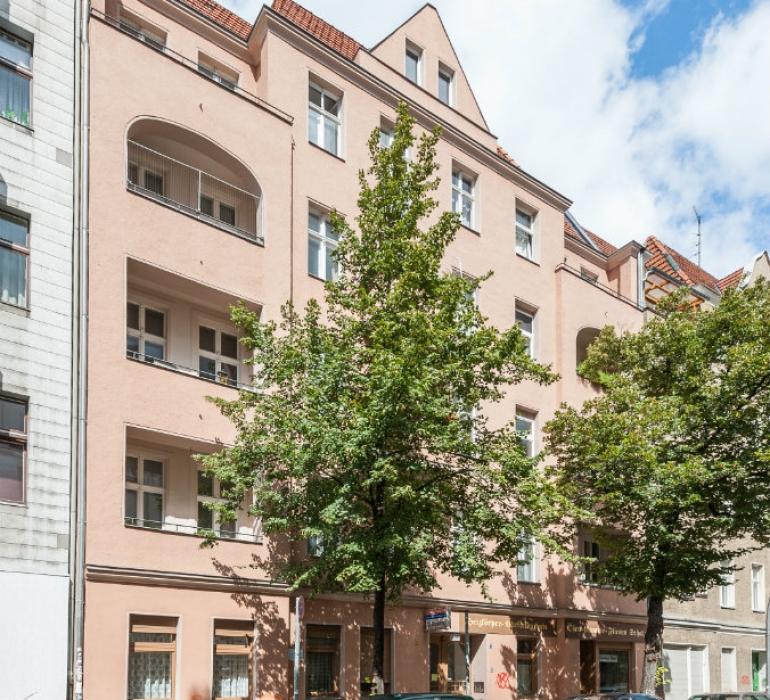 4 pi ces dans un bel altbau neuk lln appartement - Vente appartement berlin ...